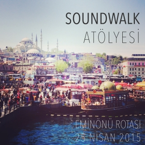 soundwalk-eminönü cover